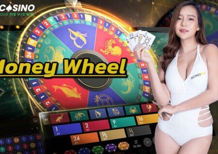 วงล้อนำโชค (money wheel)